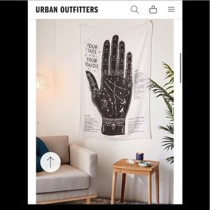 Urban Outfitters Tapestry Fate Is In Your Hands